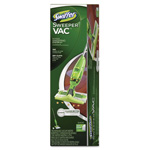 Swiffer Sweeper Vac Starter Kit, Green/Silver