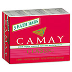 Camay® Wrapped Bar Soap, 4 Oz, Moisturizing
