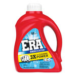 Era Oxi Booster Liquid Laundry Detergent, Original, 100oz Bottle, 4/Carton