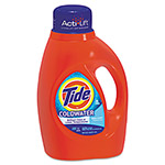 Tide Coldwater Liquid Laundry Detergent, Fresh Scent, 50oz Bottle