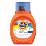 Tide Laundry Detergent plus Bleach Alternative, Original, 25oz Bottle