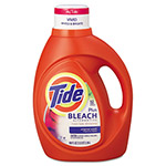 Tide Laundry Detergent with Bleach, Original Scent, Liquid, 3.1 qt. Bottle