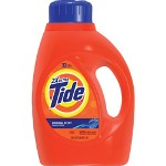 Tide 2X Liquid Laundry Detergent, 50 Ounce