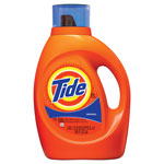 Tide Liquid Laundry Detergent, Original Scent, 3.1 qt. Bottle
