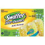 Swiffer 360 Unscented Refills