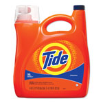 Tide Ultra Liquid Laundry Detergent, Original Scent, 4.7 qt. Pump Dispenser