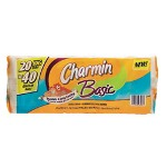 Charmin 23464 Single Ply Basic Big Roll Bathroom Tissue