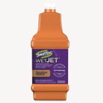 Swiffer WetJet System Cleaning-Solution Refill, Blossom Breeze, 1.25L Bottle, 6/Carton
