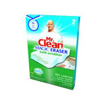 Mr. Clean Magic Eraser Bath Scrubber Pad, Unscented, 2 Pads/Box