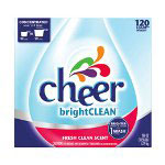 Procter & Gamble Cheer® ColorGuard® Powder Laundry Detergent, Two-Pack