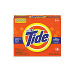 Tide Ultra Laundry Detergent, Original Scent, 20oz Box
