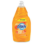 Procter & Gamble Dawn Pot & Pan Dish Detergent 38 oz. Bottle, Orange Scent