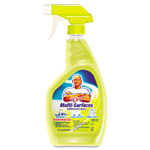 Mr. Clean Disinfecting All Purpose Cleaner 32 OZ, Lemon