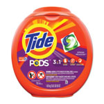 Tide Liquid 1 Load Pods, Spring Meadow, 72 Pack