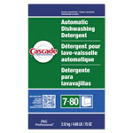 Cascade Automatic Dishwasher Powder, Fresh Scent, 75oz Box