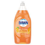 Dawn Ultra Antibacterial Dishwashing Liquid, Orange Scent, 41 oz Bottle, 9/Carton