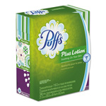 Puffs Plus Lotion Facial Tissue, 116/Flat Pack