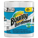 Bounty DuraTowel Paper Towels, 2-Ply, 11 x 11, 48/Roll