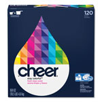 Cheer Powder Laundry Detergent, Fresh Clean Scent, 169oz Box