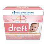 Dreft® Ultra Laundry Detergent, Powder, Original Scent, 53 oz Box