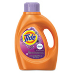 Tide Plus Febreze Liquid Laundry Detergent, Spring & Renewal Scent, 92oz Bottle
