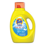 Tide Simply Clean & Fresh Laundry Detergent, Refreshing Breeze, 100 oz Bottle