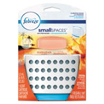 Febreze smallSPACES, Hawaiian Aloha, 5.5 ml Kit, 8/Carton