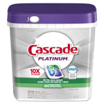 Cascade Platinum ActionPacs, Fresh Scent, 38.3 oz Bag, 64/Bag