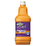 Swiffer WetJet System Cleaning-Solution Refill w/Scent of Dawn, 1.25L Bottle, 6/Carton