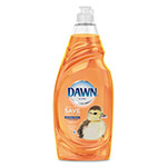 Dawn Liquid Dish Detergent, Antibacterial, Orange Scent, 34.2 oz Bottle, 8/Carton