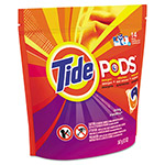 Tide Pods, Spring Meadow, 14/Pack, 6 Packs/Carton