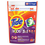 Tide Pods, Laundry Detergent, Spring Meadow, 35/Pack