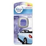 Febreze Car Vent Clips, Midnight Storm, 2 ml Clip, 8/Carton