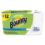 Bounty Select-a-Size Perforated Roll Towels, 11 x 5.9, White, 95 Sheets/Roll, 8/Pack