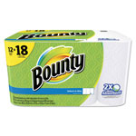 Bounty Select-a-Size Perforated Roll Towels, 11 x 5.9, White, 95 Sheets/Roll, 12/Pack