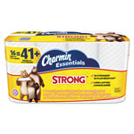 Charmin Essentials Strong Bathroom Tissue, 1-Ply, 4 x 3.92, 300/Roll, 16 Roll/Pack