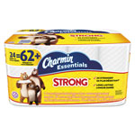Charmin Essentials Strong Bathroom Tissue, 1-Ply, 4 x 3.92, 300/Roll, 24 Roll/Pack