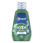 Procter & Gamble Crest + Scope Rinse, Classic Mint, 36 mL Bottle, 180/Carton