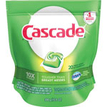 Cascade Dishwasher Detergent with Dawn, 10.8oz., 100 Pacs/CT