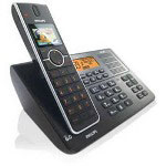 Philips SE6581B DECT6.0 Expandable Cordless Phone w/Color Display