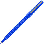 Pilot Fineliner Marker, Airtight Cap, Fine Point, Blue Ink