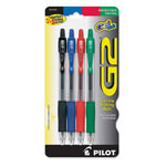 Pilot Retractable Extra Fine Point Gel Rollerball Pen, Assorted
