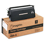 Pitney Bowes Toner Cartridge for Fax IX2700/2701, Black