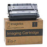 Pitney Bowes Toner Cartridge 9900/ 9910/ 9920/ 9930/ 2030/ 2050 Fax, 815 7, 10K Yield
