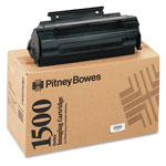 Pitney Bowes Toner Cartridge for Pitney Bowes, 1500/1530 Fax/Printer, 816 8, Black