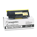 Pitney Bowes Toner Cartridge for 1630/1640 Fax, 817 5, Black