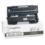 Pitney Bowes Drum for 1630 Fax, 817 6, Black