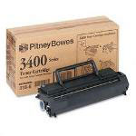 Pitney Bowes Toner Cartridge for Pitney Bowes, 3400 Fax, 818 6, Black