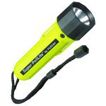 Pelican Super Pelilite Laser Spot Flashlight, 2C, Yellow