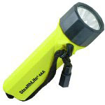 Pelican Stealthlite Flashlight, 4AA, Yellow